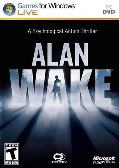 Alan Wake PC Full 2012 Descargar Español Skidrow ISO DVD9