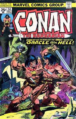 Conan the Barbarian #54