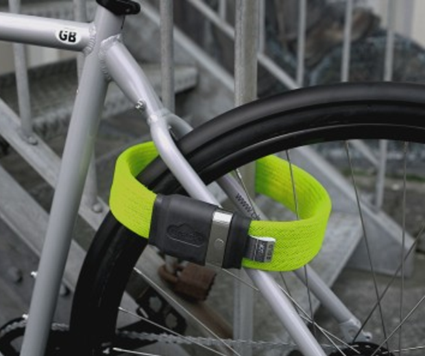 LITELOK: Lightweight, flexible and super secure bike lock