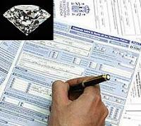 Fiscalidad de la venta de joyas en el IRPF o declaración de la renta