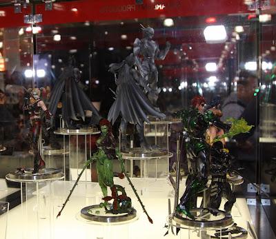 Square Enix Play Arts 2013 Toy Fair Display