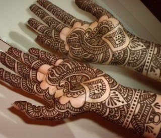 Latest Mehndi Design and Henna Tattoos