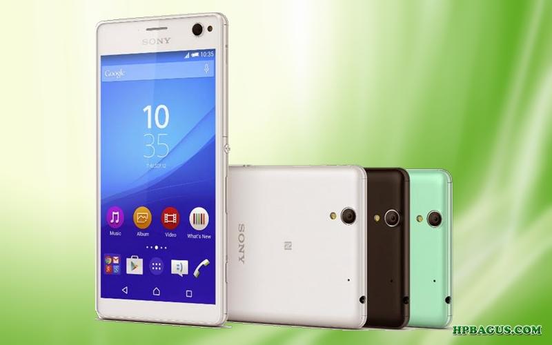 Harga Sony Xperia C4 Dual, Smartphone Android 4G Berspesifikasi Octa-core Harga 4 Jutaan