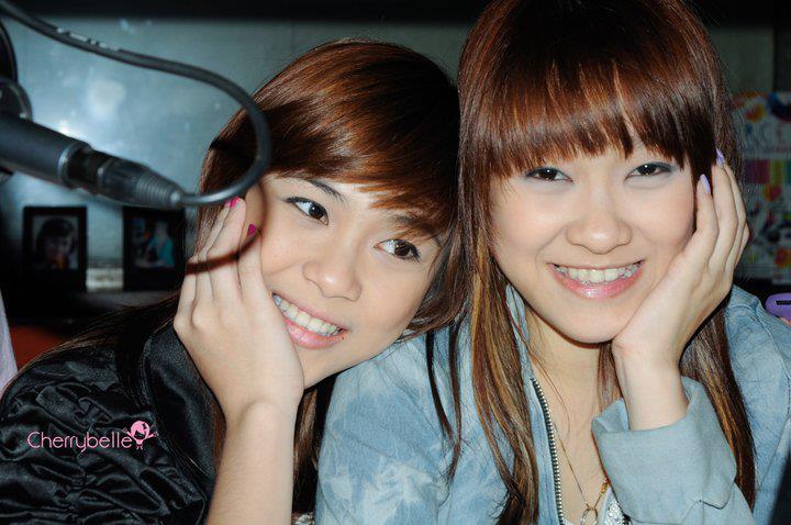 Erwin Suryo: Foto Felly dan Christy Cherry Belle Kembar (4/5)