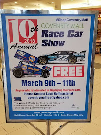 COVENTRY MALL RACE SHOW