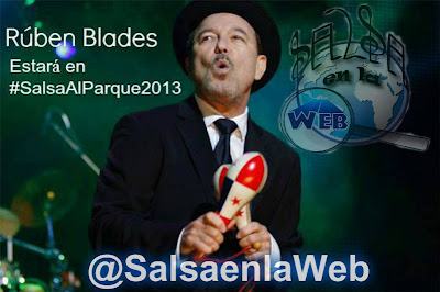 ► Rúben Baldes Estará en Salsa Al Parque 2013