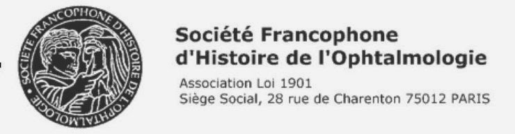 Société francophone d'histoire de l'ophtalmologie