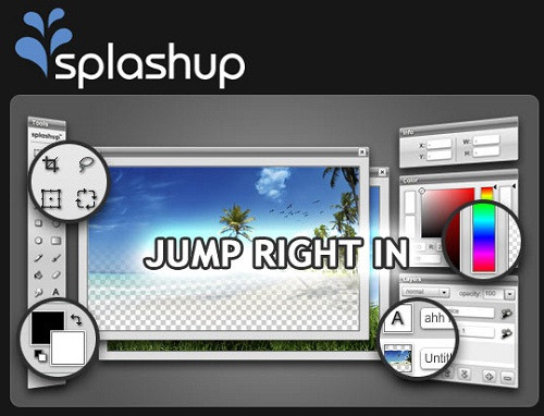 Splashup.com – Powerful & Advanced Photo Editing Tool