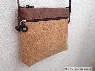 bolsa de cortiça