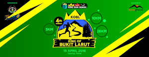 King Of Bukit Larut 2018 - 15 April 2018