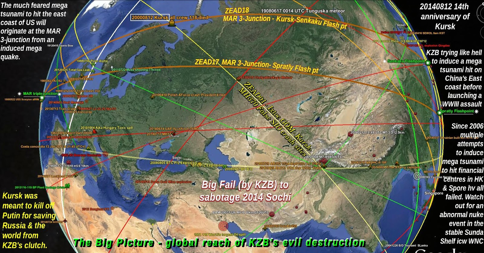 Where is Kursk How to get What to see tourists 2