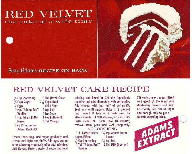 Traditional Red Velvet Cake Recipe With Beets