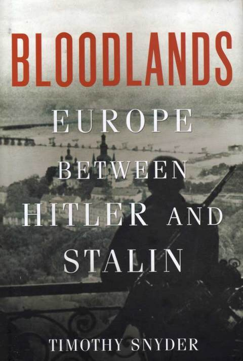 A Common Reader: Bloodlands: summary