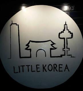 Kore restoranı