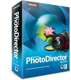 CyberLink PhotoDirector 4 Ultra