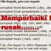 Memperbaiki File Dokumen Corrupt (Rusak) Tidak Bisa Dibuka