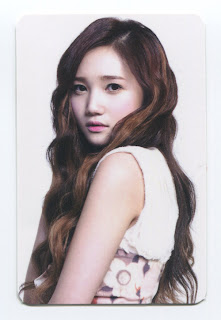HELLO VENUS - Venus (1st Mini Album) OFFICIAL PHOTOCARD [YOOARA Version]