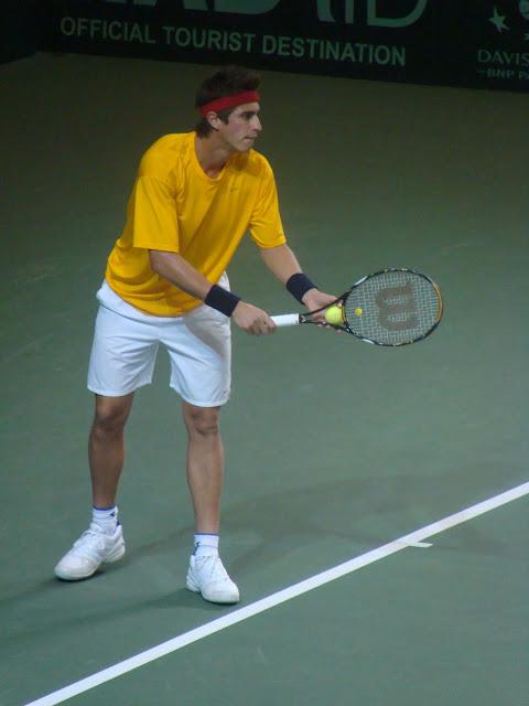 Giovanni Lapentti Davis Cup