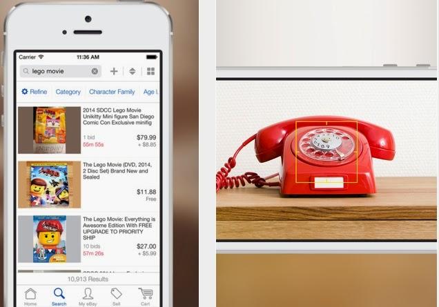APPLICAZIONE UFFICIALE DI EBAY PER IPHONE IPAD IPOD CON SISTEMA IOS IN ITALIANO