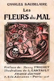 Ch. Baudelaire, Les Fleurs du Mal, 1857