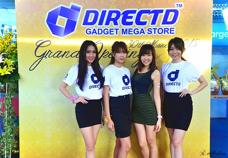 Ohfishiee directd opens the largest gadget megastore in malaysia stepping into directd gadget mega store the place is amazing unlike any ordinary mobile shop directd occupies a huge 18000 square feet space with more sciox Choice Image