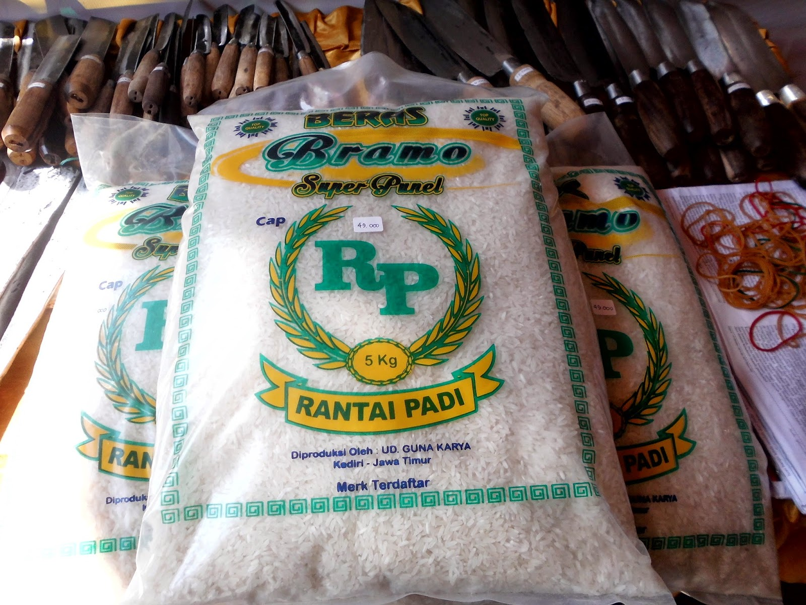 beras sehat