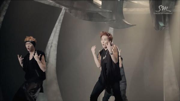 EXO Wolf Xiumin