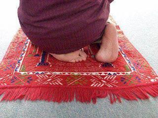 Doa Taubat dalam Iftirasy