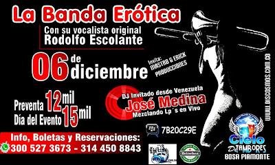 ► La Banda Erótica en Concierto