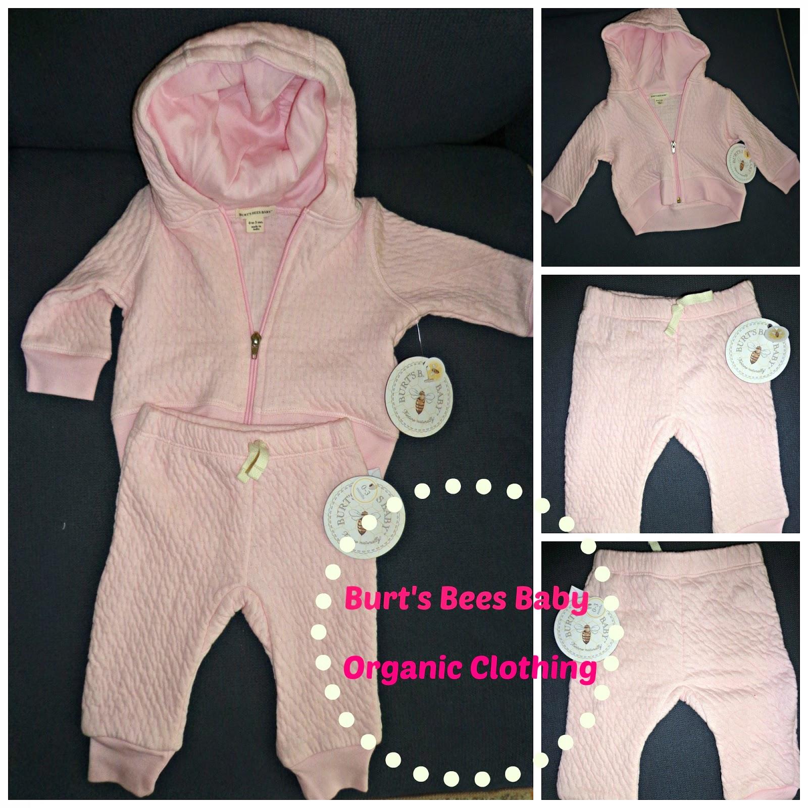 Burt Bees Baby Organic Clothing Sponsored Attic Girl