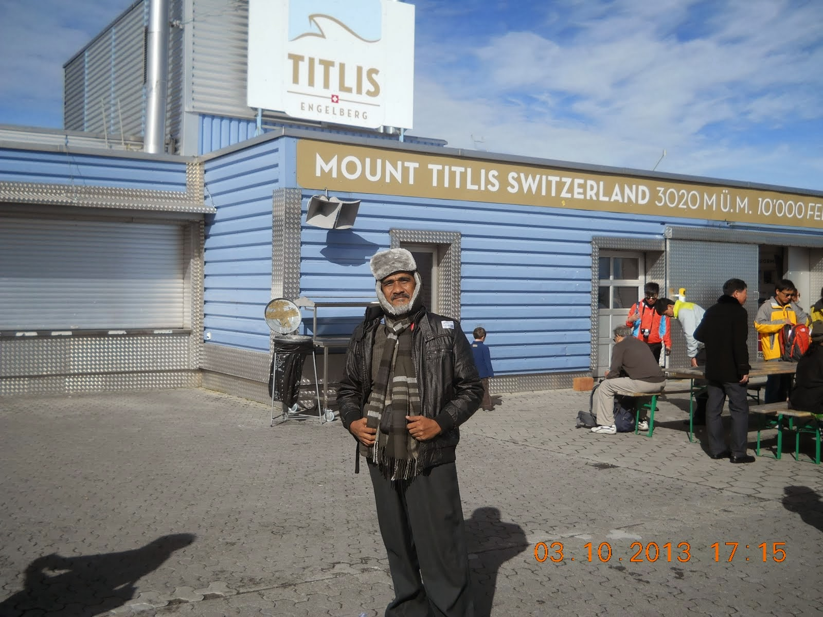 mt titlis switzerland