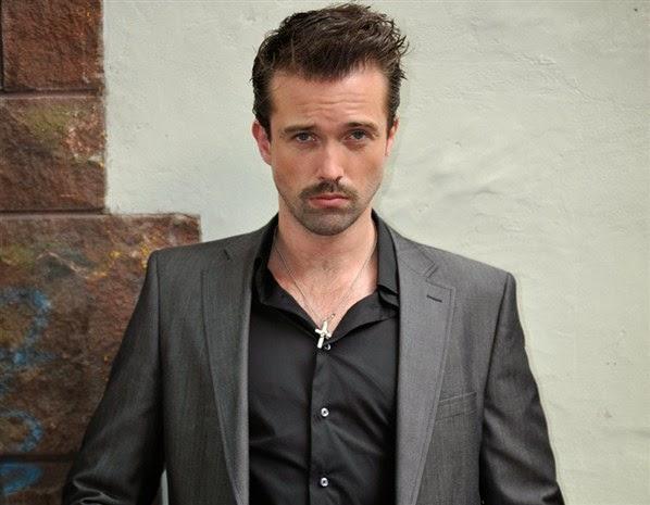Constantine casts Emmett Scanlan as Jim Corrigan