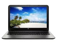 HP 15-ac122tu 15.6-inch Laptop (Core i3)
