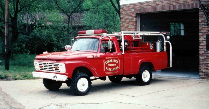 Ford       F   100 Through    F   750 Trucks 1964 Exterior Lighting