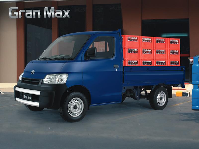 gran max pick up dari daihatsu mobilku org. Black Bedroom Furniture Sets. Home Design Ideas