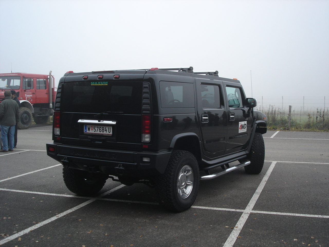 Car 7 Hummer H2