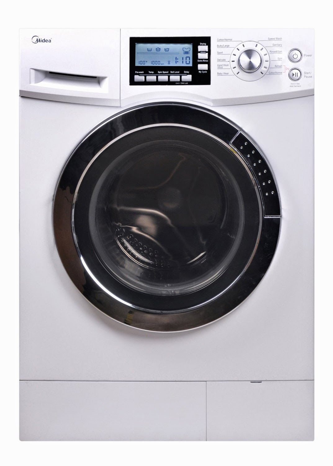 Combination Washer