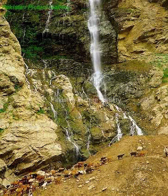Naran Kaghan Waterfall