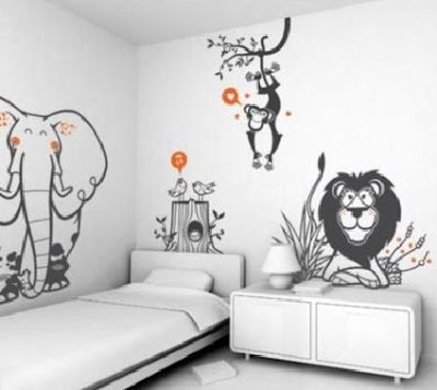 Decoration interior design: Decorative Vinyl