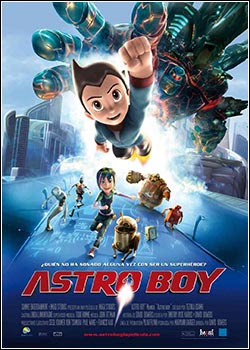 Download - Astro Boy DVDRip - AVI - Dual Áudio
