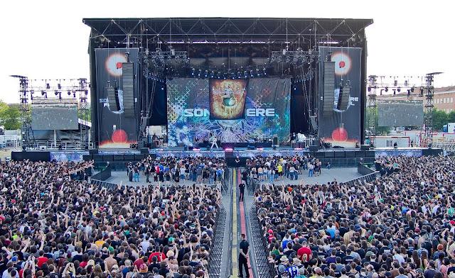Sonisphere Madrid y Barcelona 2013