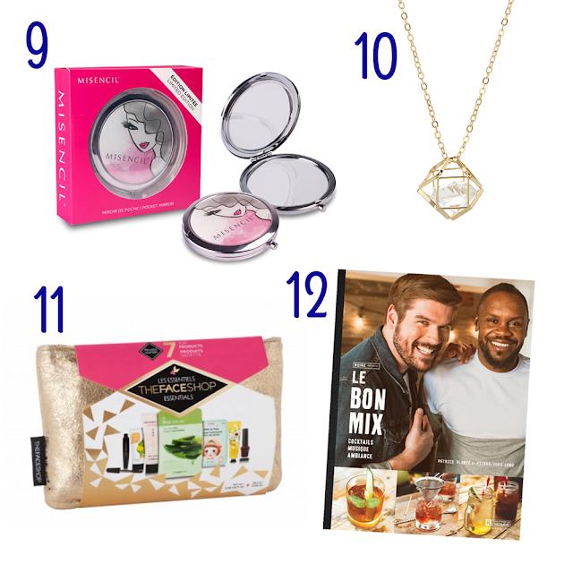 Idées cadeau guide achat Noël 2015