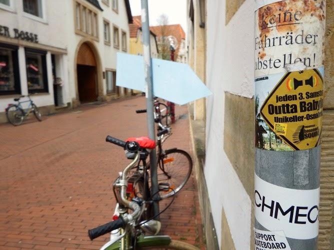 Osnabrück,Altstadt,Radtour,Kultur
