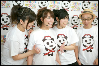 Meremas Payudara Untuk Kampanye Anti Aids Di Jepang [ www.BlogApaAja.com ]