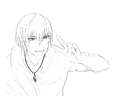 Printable Tatara Totsuka Happy Coloring Pages