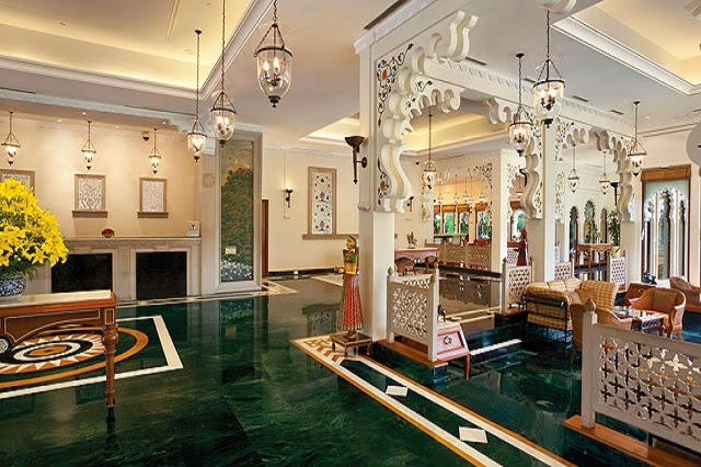 Trident Hotel in Udaipur,Rajasthan