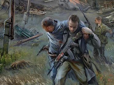 #47 Stalker Wallpaper