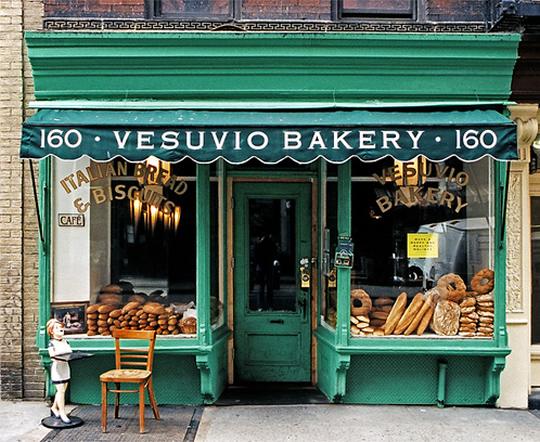 Design Context Bakery Shop Fronts