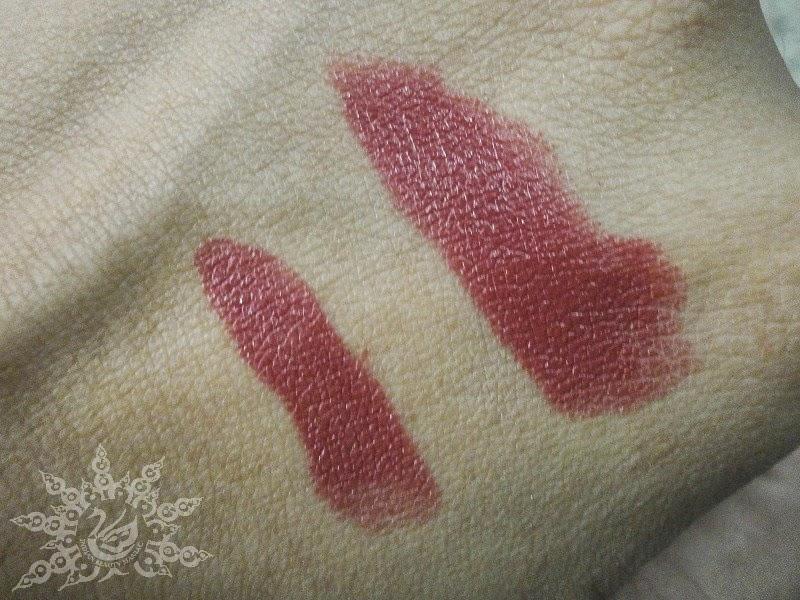 Colorbar Velvet Matte Lipstick in Brick-O-la