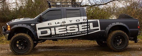Diesel Performance Parts at Custom Diesel, Inc